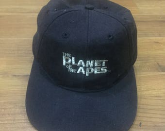 Vintage The Planet of The Apes caps / Bathing Ape