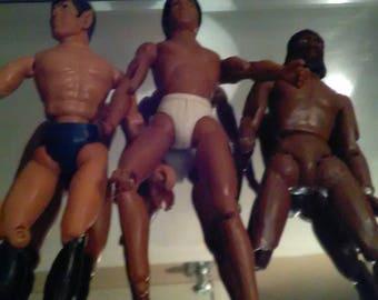 Vintage Mego Figure Parts Lot **********1970's************