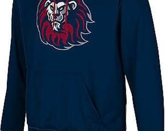 ProSphere Boys' Loyola Marymount University Secondskin Pullover Hoodie (LMU)