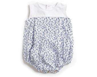 Charlotte Romper 100% UNISEX cotton