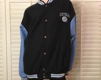 Chrysler varsity jacket