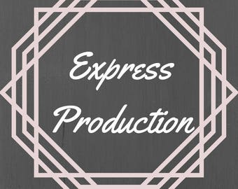 Express Production Add On