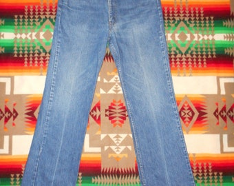 Orange Tab Levis Jeans 32 x 31