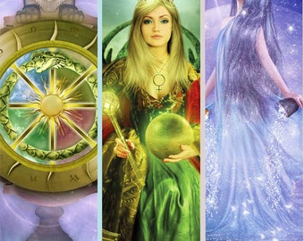1 question same day Tarot card reading
