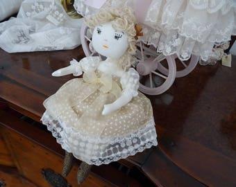 decorative cloth doll