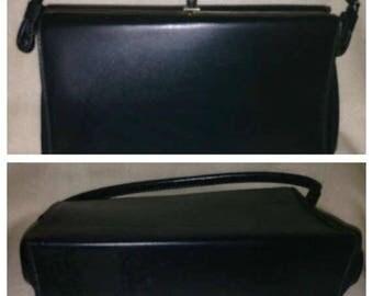 Anniversary Sale Vintage Garay Black Purse