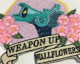 MTMTE Lost Light Whirl Embroidered Patch