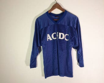 ACDC 90's tour jersey