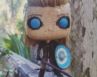 CUSTOM FUNKO POP Lagertha Vikings