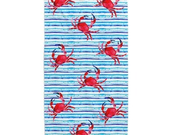 Biggdesign AnemosS Crab Beach Towel