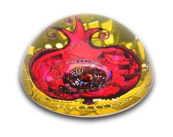 BiggDesignPomegranate Paperweight