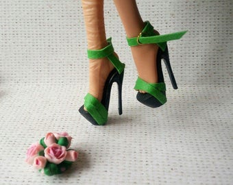 monster high clothes free shipping shoes handmade exclusive!