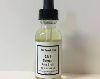 2 in 1 Serum For Face and Hair