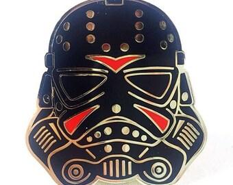 Jason Trooper - V4 Gucci Edition - Enamel Pin