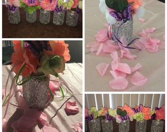 Spring themed baby shower