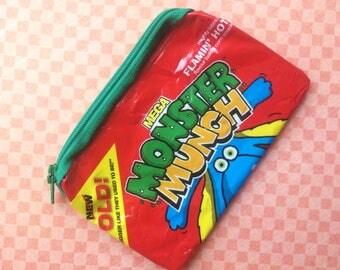 Monster Munch Crisp Packet Purse