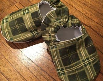 Handmade Infant Soft Sole Shoes