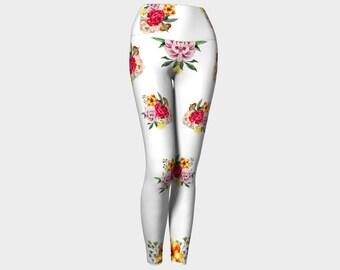 Bouquet Yoga Legging