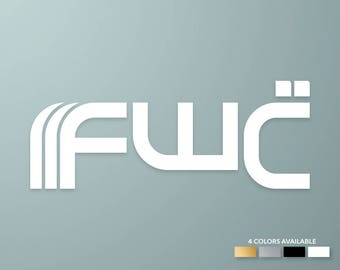 Destiny Decal | Future War Cult FWC