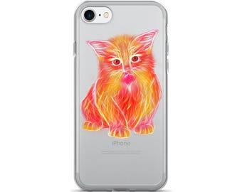 iPhone 7/7 Plus | iPhone  Plus Case cat phone case  | iphone 7 plus case | iphone 7 case | cat iphone case | cat |