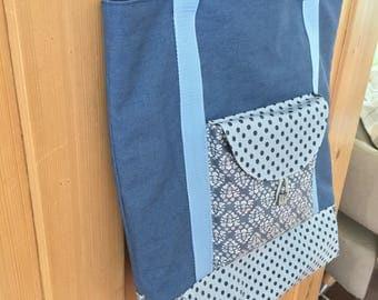 Shopping bag shopper shoulder bag