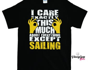 Sailor T shirts | Gift For Sailor | Boating T shirt | Boat Owner Gift | Captain T shirt | Skipper T Shirt | Boating Gift | Sailing T shirt