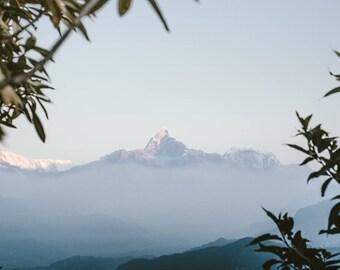Himalayas Print