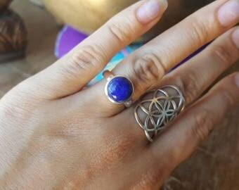 Lapis Lazuli Ring - size 7