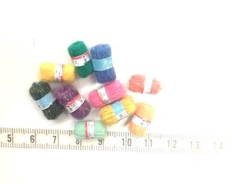 Woolly Loose doll house Dollshouse miniature 1zu12