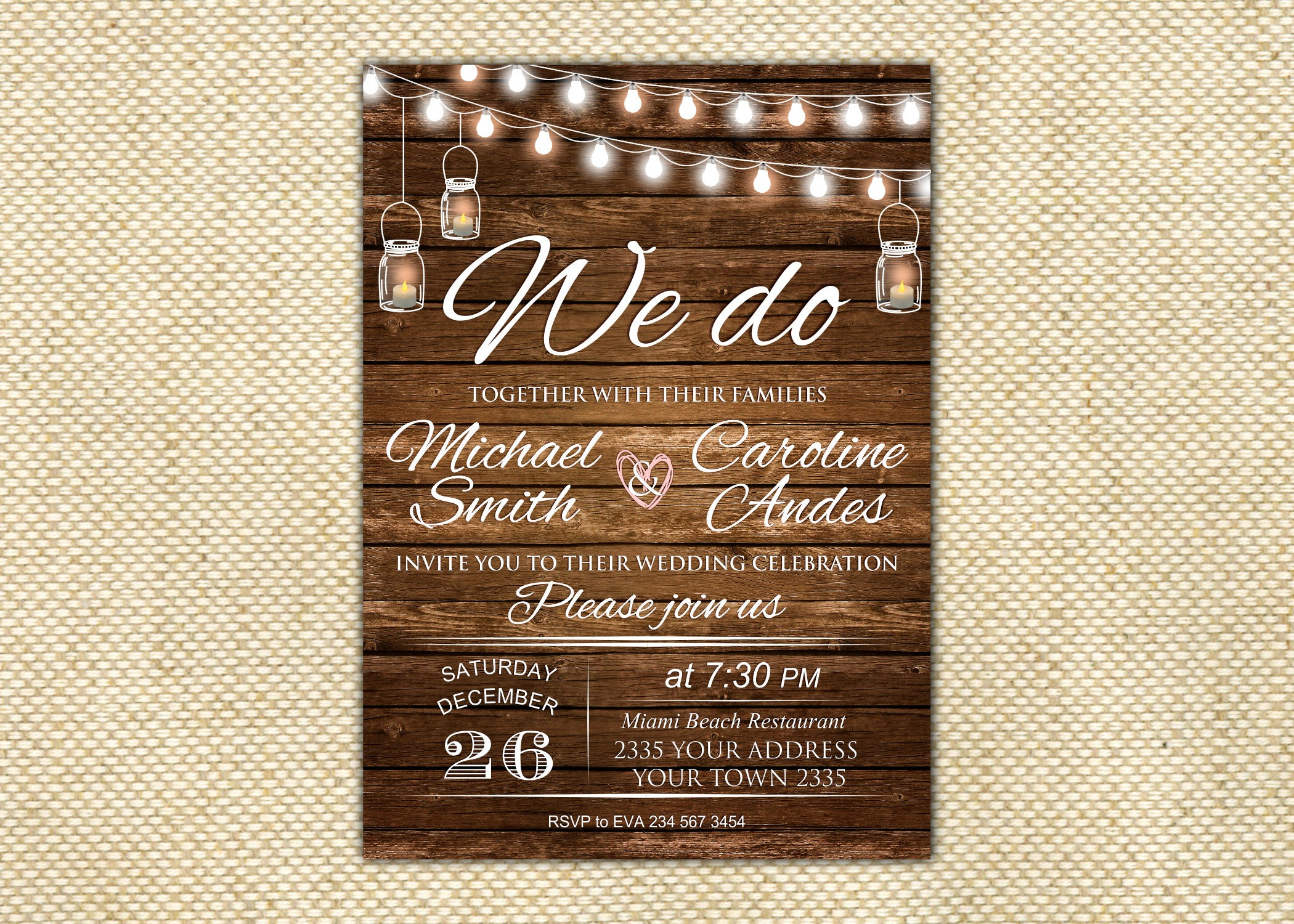 We do wedding invitation wedding anniversary invitations we still we do wedding invitation wedding anniversary invitations we still do invite rustic string stopboris Images
