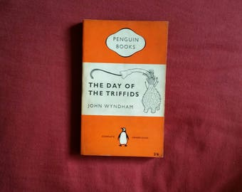 John Wyndham - The Day of the Triffids (Penguin Books 1960)