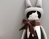 SALE Marceline Handmade Doll