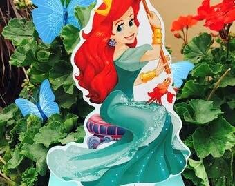 The Little Mermaid Centerpieces