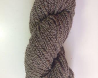 Hand spun yarn/Handspun yak yarn/handspun yarn/yak yarn/natural color yak yarn