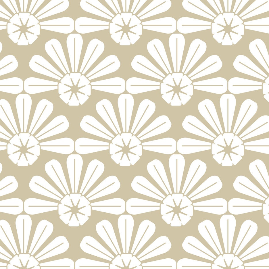 Seamless floral damask peel and stick wallpaper 309 Floral peel and stick wallpaper