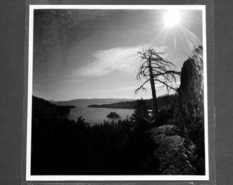"Fine Art Photography ""Tahoe"" Archival Print"