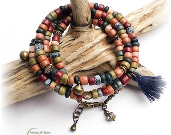 Boho Beach Wrap Bracelet