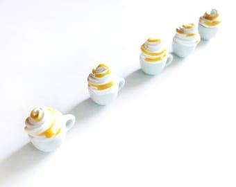 Carmel Latte Charm