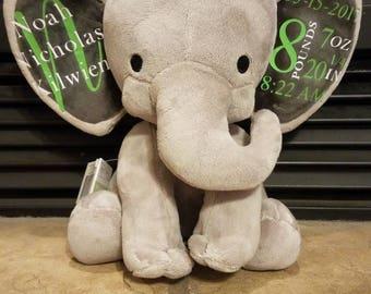 Birth Stats Elephant
