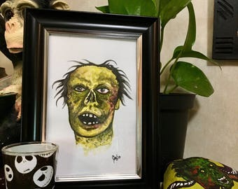 Undead Portrait