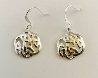 Caoimhe's Celtic Knot Earrings