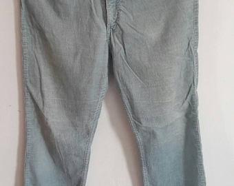 Vintage LEVI'S Corduroy Levis original waist 33