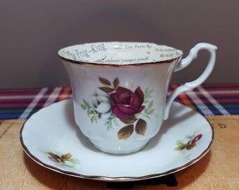 Fairytale Tea Cup