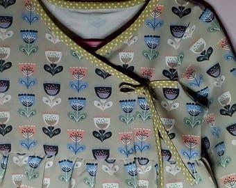 Tunic pants soft pastel colors set