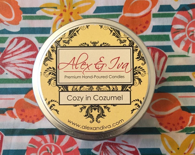 Cozy in Cozumel - 8 oz. tin