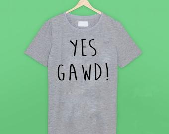 Yes Gawd RuPauls Drag Race T Shirt
