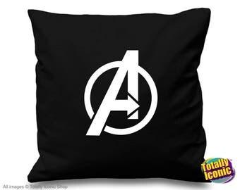 Avengers - Pillow Cushion Cover - Avengers Inspired by the Comic Books & Film-S.H.I.E.L.D.Captain America-Hulk-Iron Man-Thor