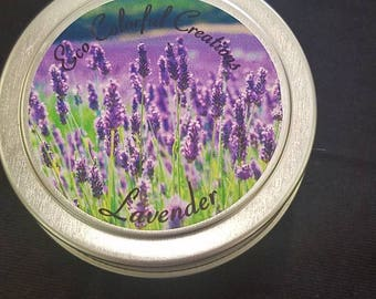 Lavender Soy Candle 4.4oz