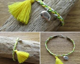 17544 braided bracelet