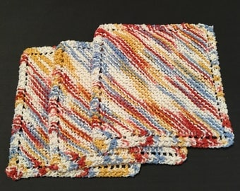 Not Your Grandmother's Dishcloth - Set of 3